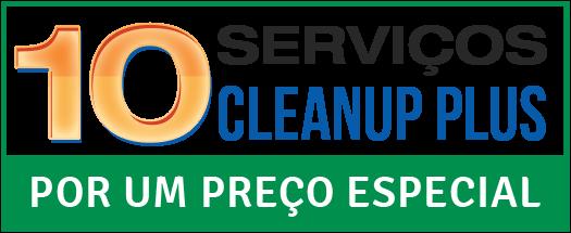 10 Serviços CleanUp plus