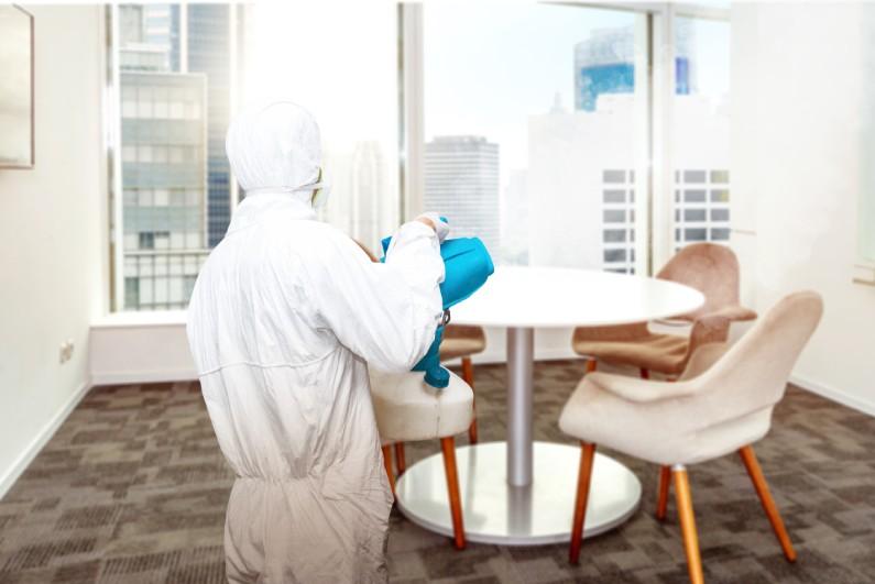 Como funcionam os serviços de sanitização e desinfecção? | Joinville