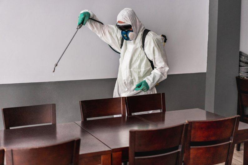 Sanitização para escolas: prepare-se para a reabertura
