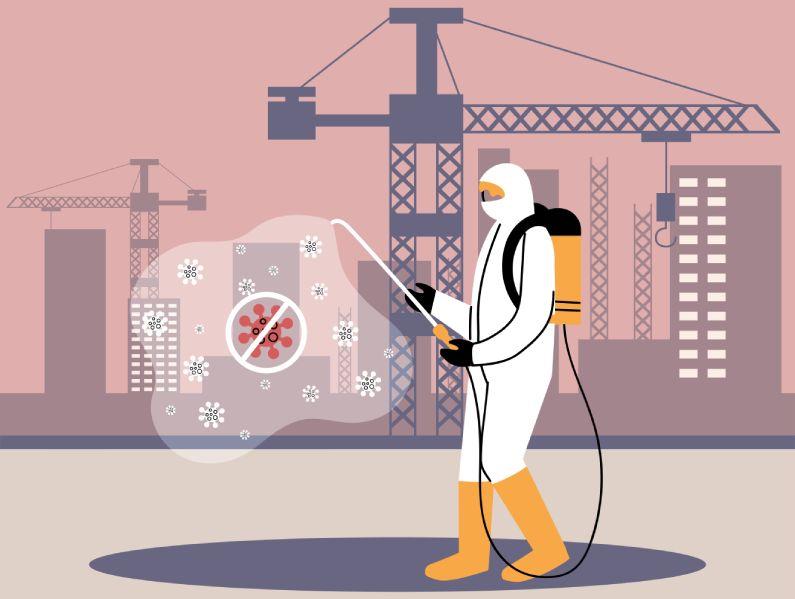 Sanitização para indústrias: evite contaminação na sua produção