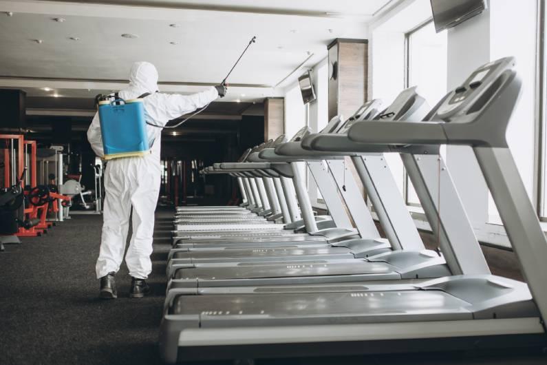 Vantagens da sanitização para academias e clubes
